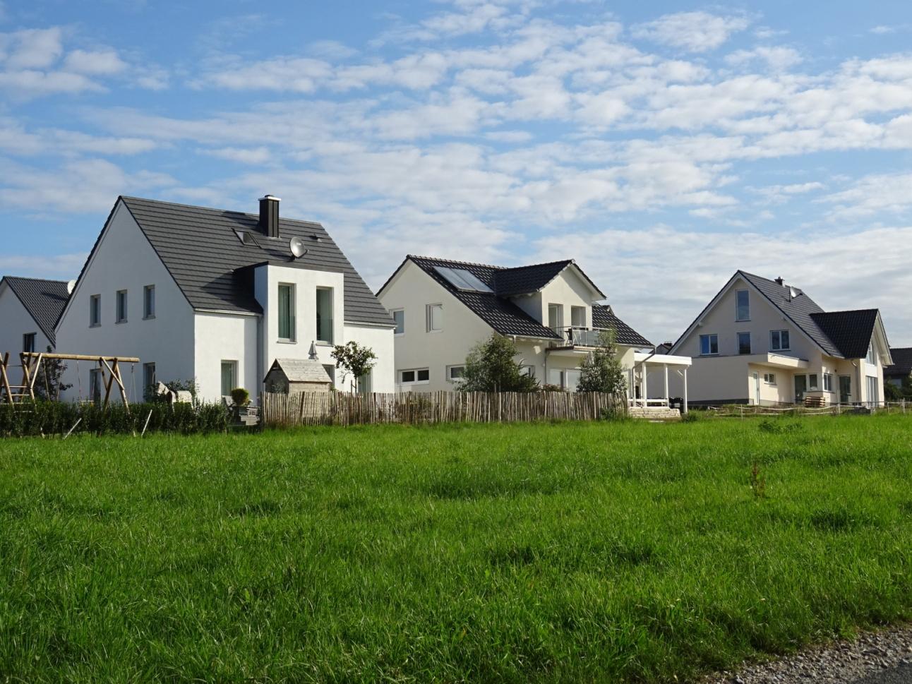 Einfamilienhäuser in Niederdornberg-Deppendorf