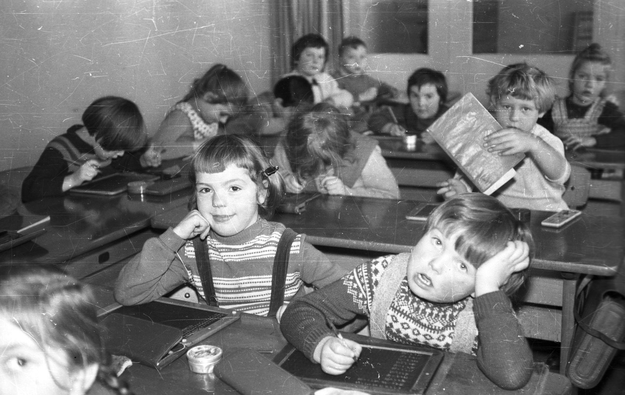 Erste Schulzeit
