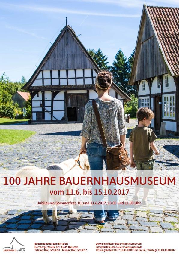 100 Jahre BauernhausMuseum